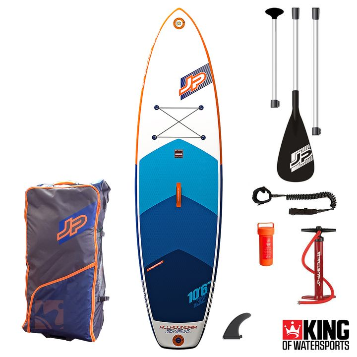 JP AllRoundAir LEC 10'6 Inflatable SUP Board 2019