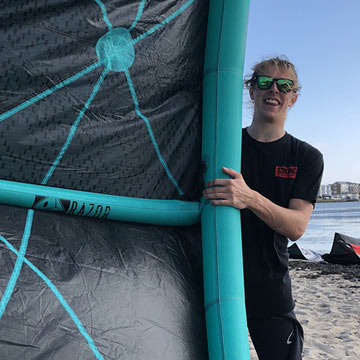Airush Razor 2018 Kite Review