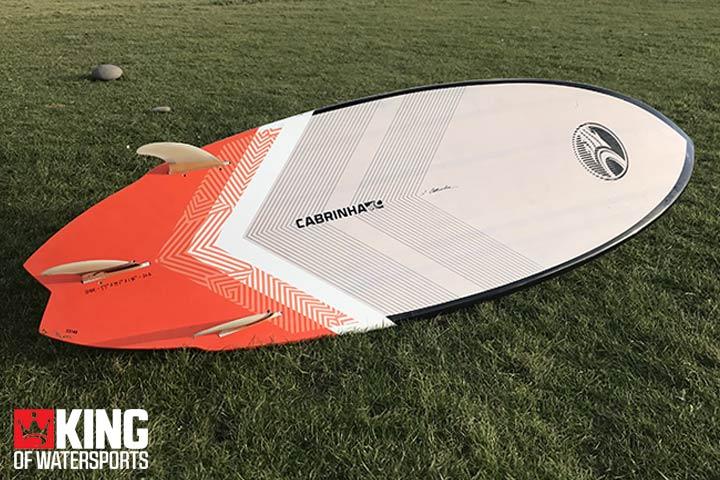f656affa190473 Cabrinha Spade 2018 Kite Surfboard