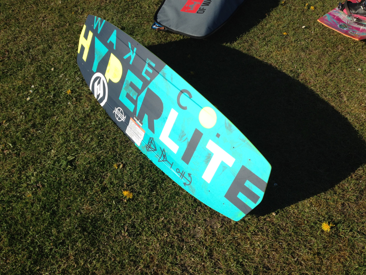 Hyperlite Socialite 2015 Wakeboard Base