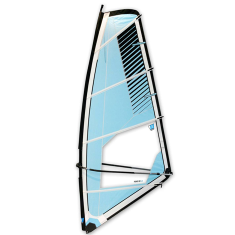 Prolimit PowerKid HD Dacron Windsurf Rig