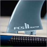 Slingshot Angry Swallow 2017 FCSII Fins