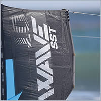 Slingshot Wave SST Kite 2017 Customize power