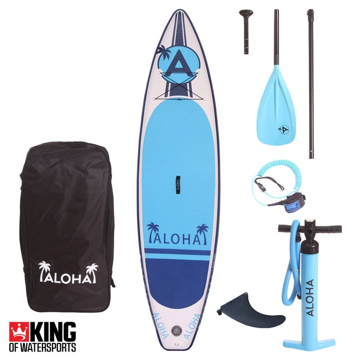 Aloha Explore 11'4 Inflatable SUP Board 2018