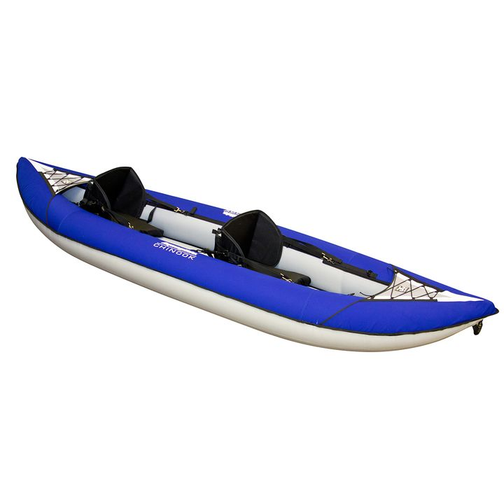 Aquaglide Chinook Tandem Inflatable Kayak 2014