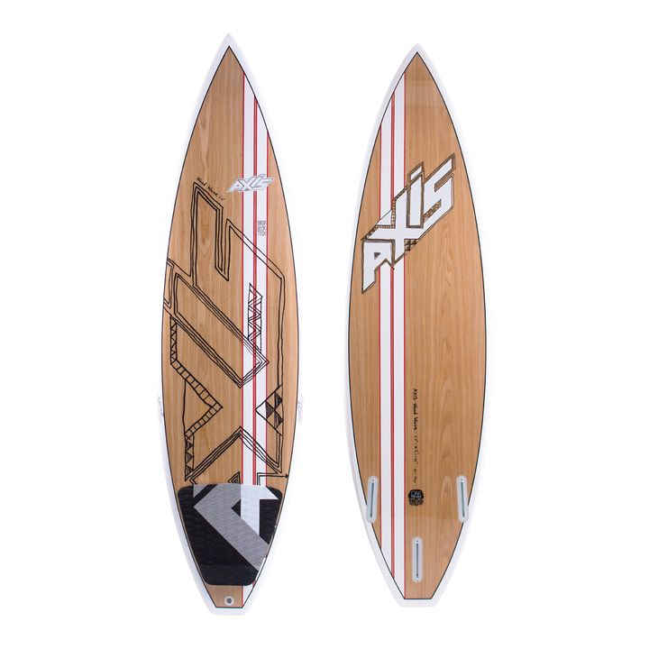 Axis Wood Pro Wave Kite Surfboard 6'0