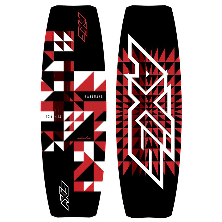 Axis Vanguard 2017 Kiteboard