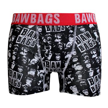 Bawbags Monkey Boxer Shorts