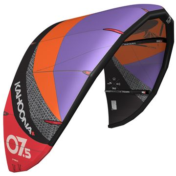 Best Kahoona Plus V6 Kitesurfing Kite 2014
