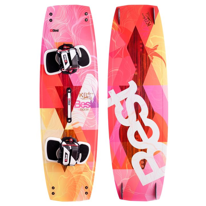 Best KB4Girls Kiteboard 2014