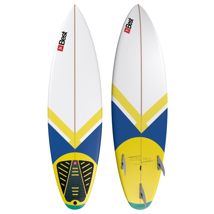 Best Sting Pro Kite Surfboard 2014