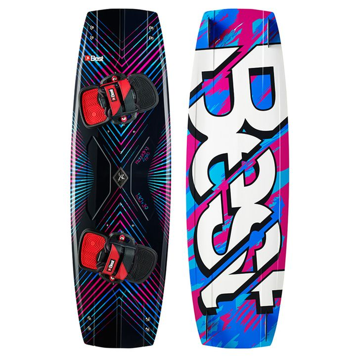 Best KB4 Girls V6 Kiteboard 2015