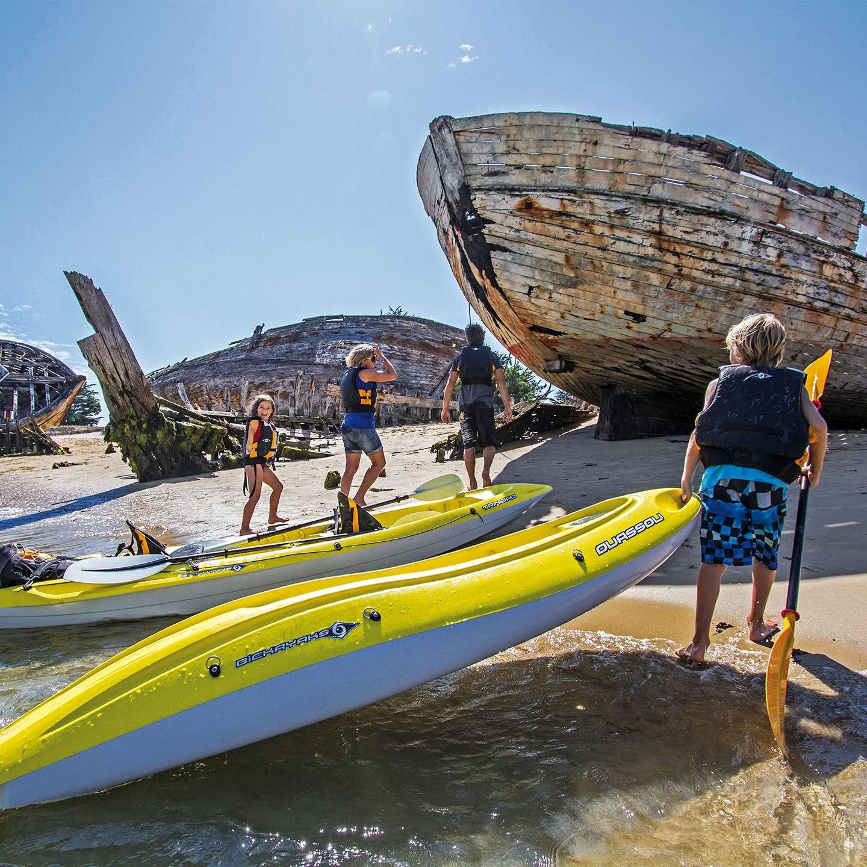 Kayak Decathlon Bic Heritage Malta