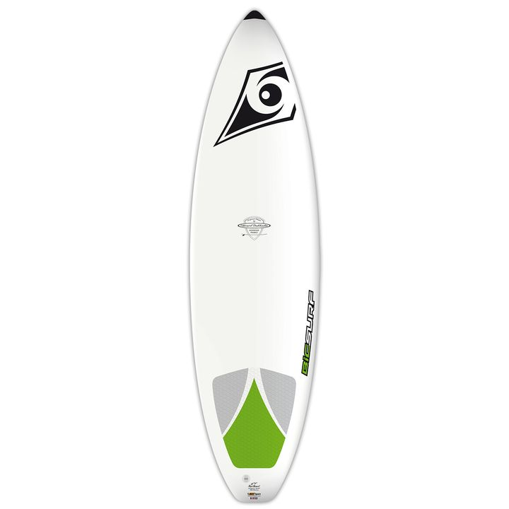 Bic Surf 6'7 Shortboard Surfboard 2014