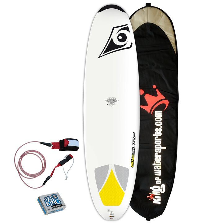 Bic Surf 7'0 EGG Surfboard 2014 Package