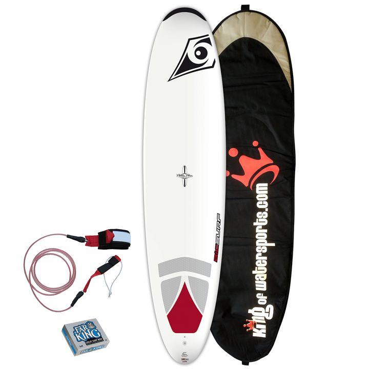 Bic Surf 8'4 Magnum Surfboard 2014 Package