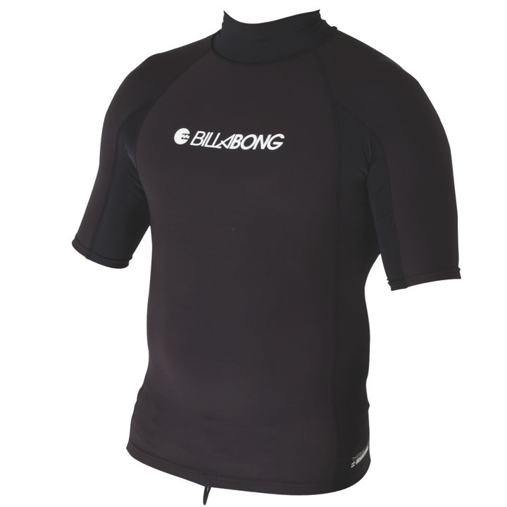 Billabong Furnace Short Sleeve Thermal Top 2014