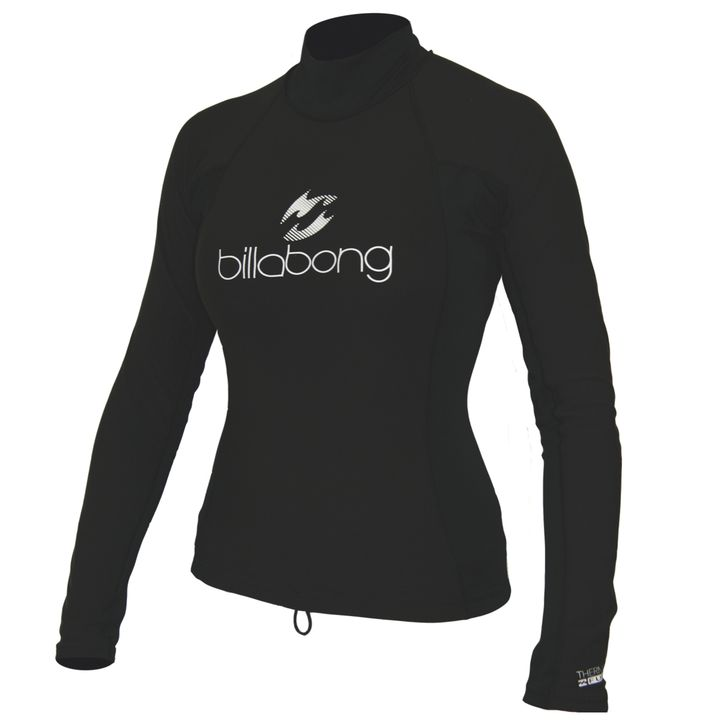 Billabong Womens Furnace Long Sleeve Thermal Top