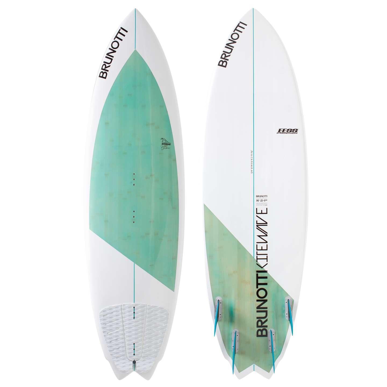 brunotti kitewave fish kite surfboard 2014 king of