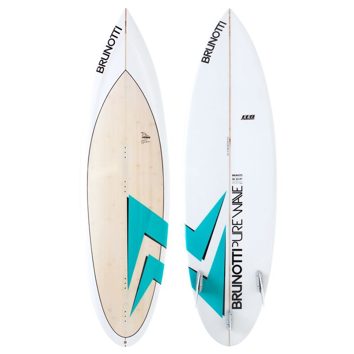 Brunotti Purewave 3 Kite Surfboard 2014