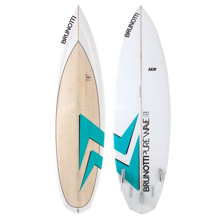 Brunotti Purewave 5 Kite Surfboard 2014