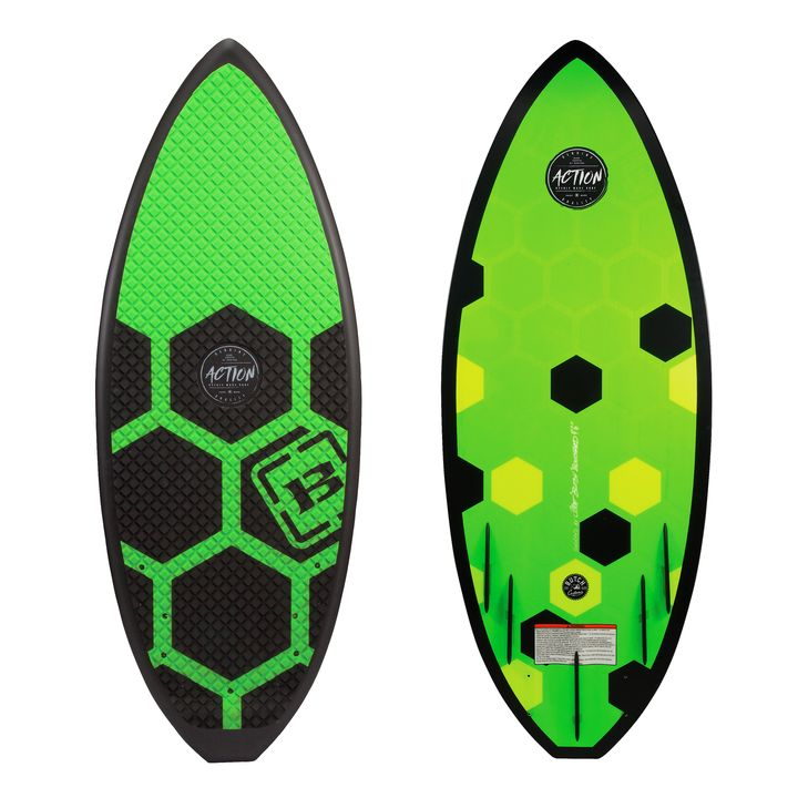 Byerly Action 2016 4.5 Wakesurfer