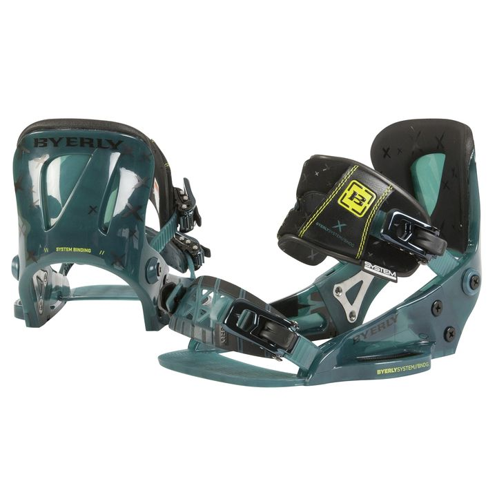 Byerly System Binding Chassis 2016
