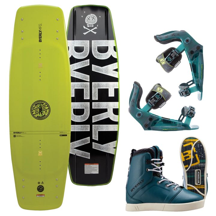 Byerly BP Wakeboard 2016 Package