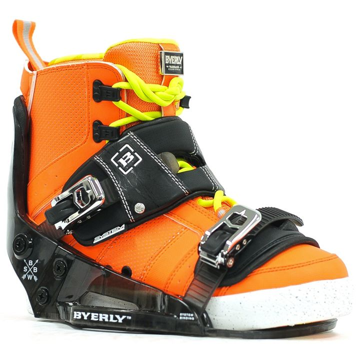 Byerly Boots with System 2014