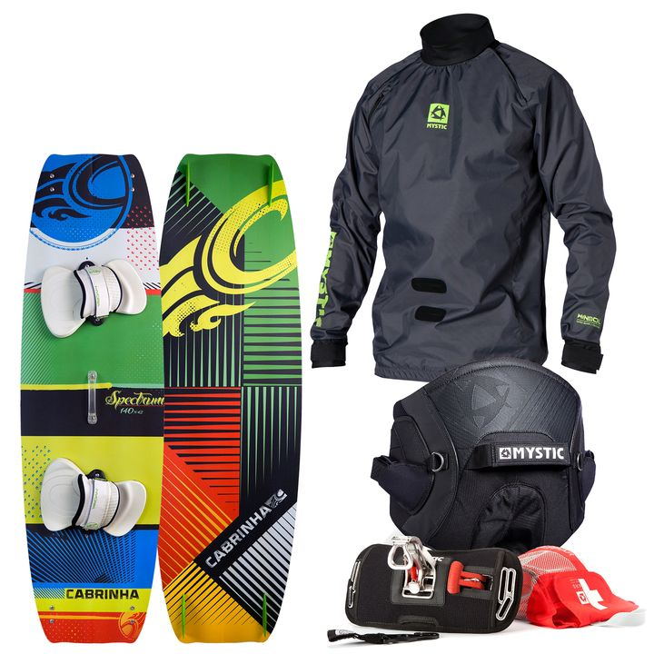 Cabrinha Spectrum Kiteboard 2014 Package