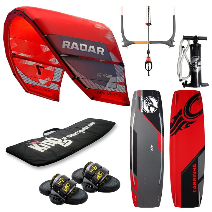 Cabrinha Radar & Ace 2015 Package