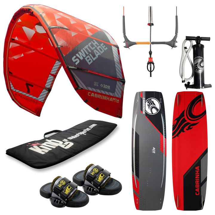 Cabrinha Switchblade & Ace 2015 Package