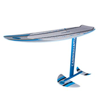 Hydrofoil surfboard