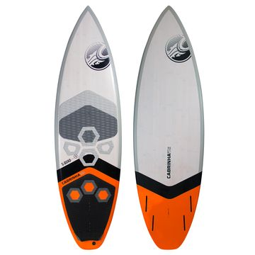 Cabrinha S Quad 2017 Kite Surfboard