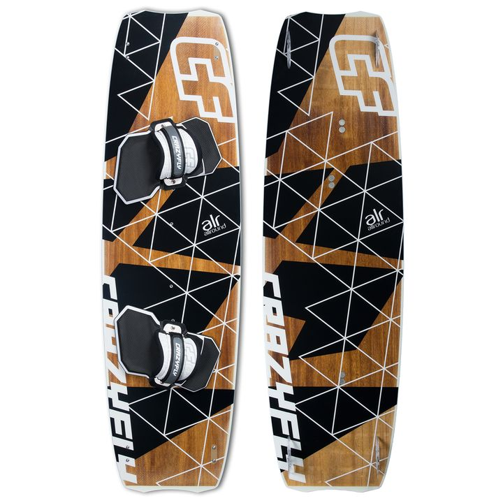 Crazyfly Allround Kiteboard 2014
