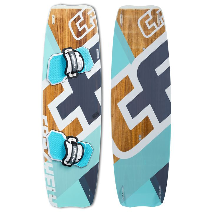 Crazyfly Girls Kiteboard 2014