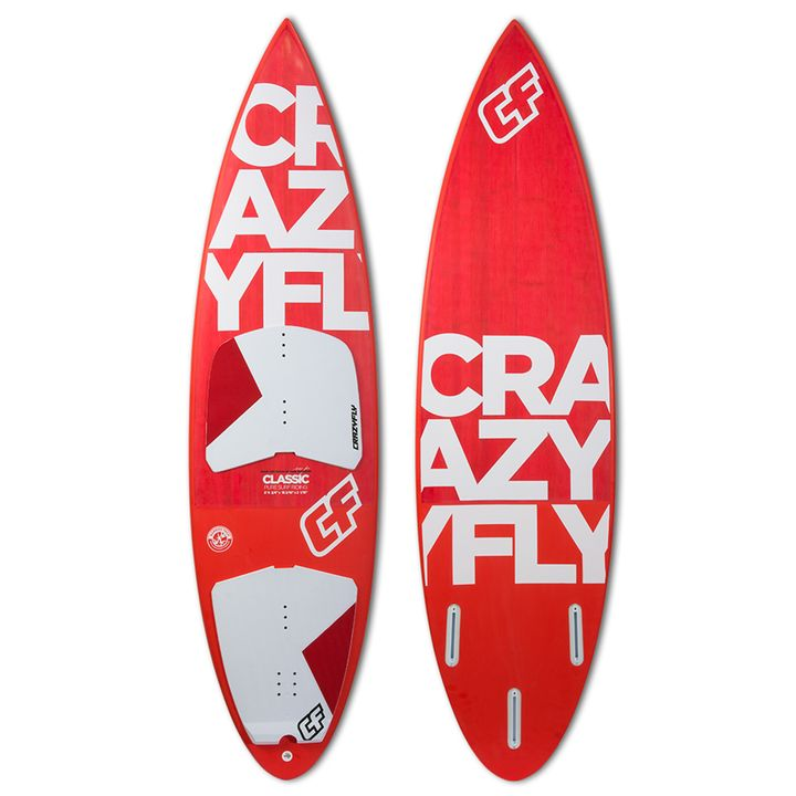 Crazyfly Classic Kite Surfboard 2015