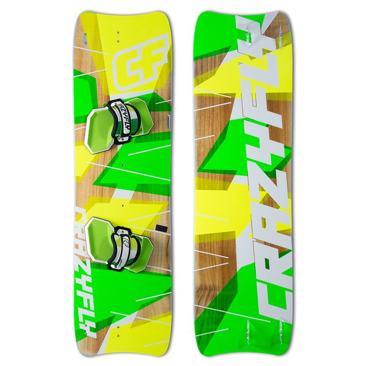 Crazyfly Cruiser LW Kiteboard 2015