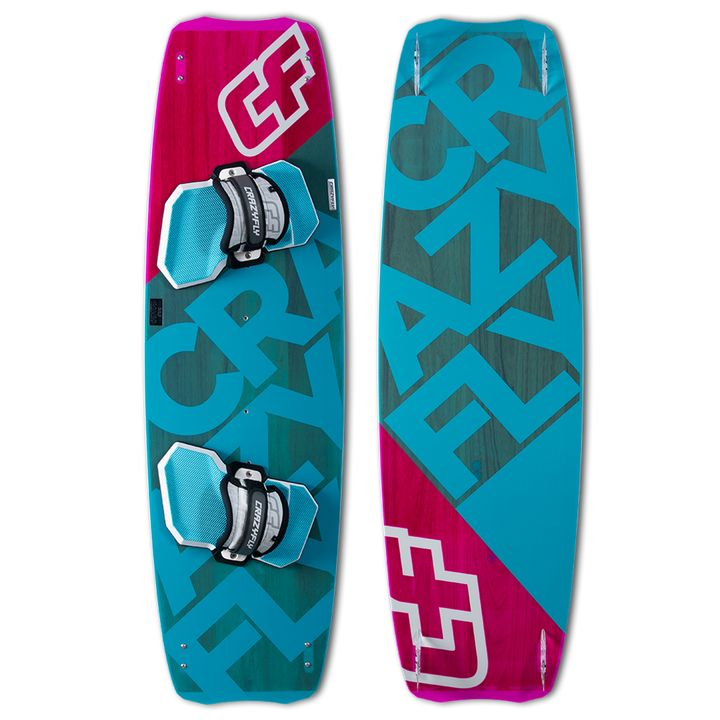 Crazyfly Girls Kiteboard 2015