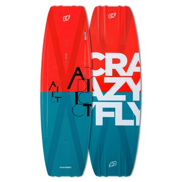 Crazyfly Addict 2016 Kiteboard