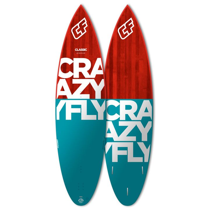 Crazyfly Classic 2016 Kite Surfboard