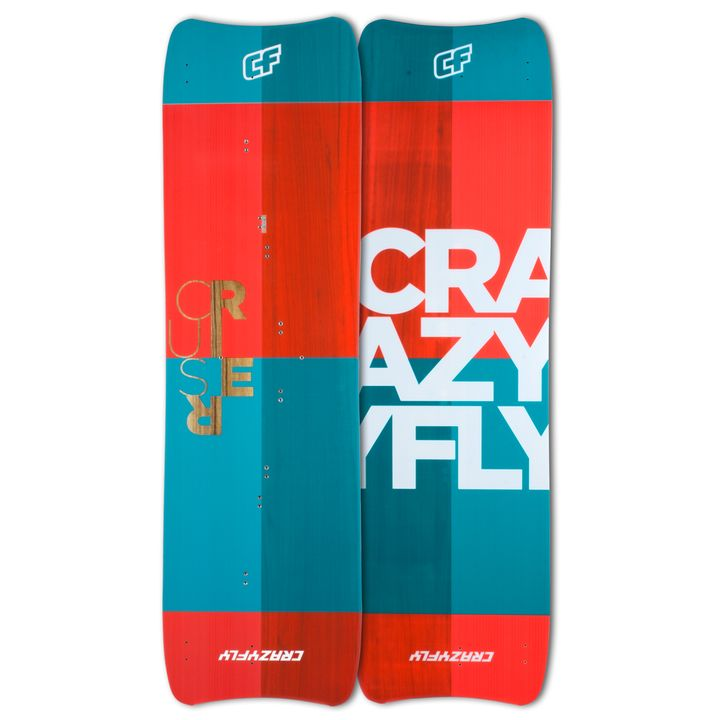 Crazyfly Cruiser Double 2016 Kiteboard