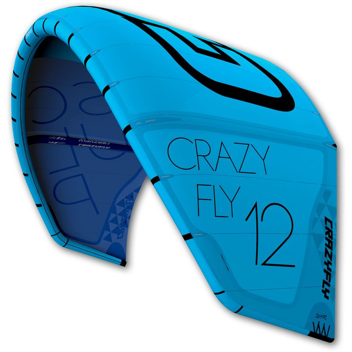 Crazyfly Sculp 2016 Kite