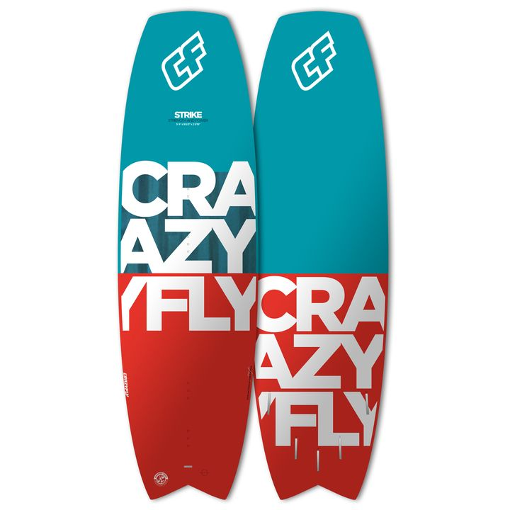 Crazyfly Strike 2016 Kite Surfboard