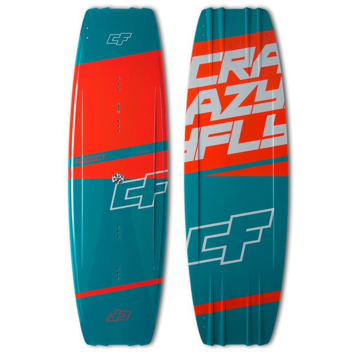 Crazyfly Addict 2017 Kiteboard