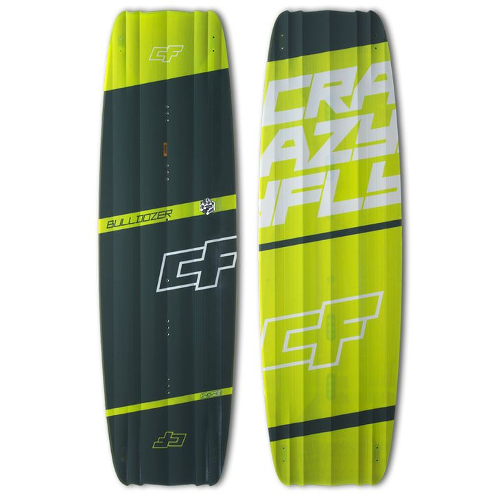 Crazyfly Bulldozer 2017 Kiteboard