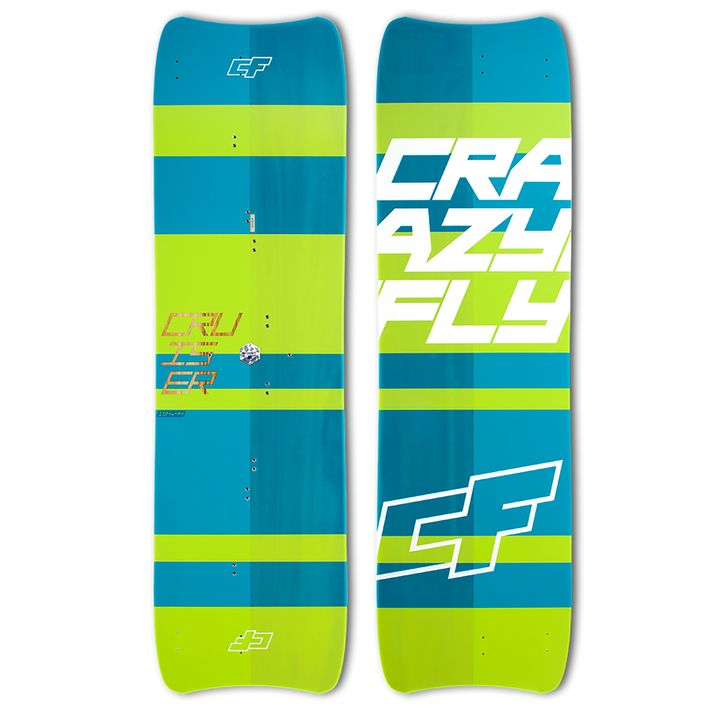Crazyfly Cruiser Double 2017 Kiteboard