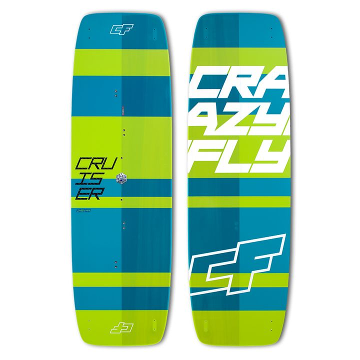 Crazyfly Cruiser 2017 Kiteboard