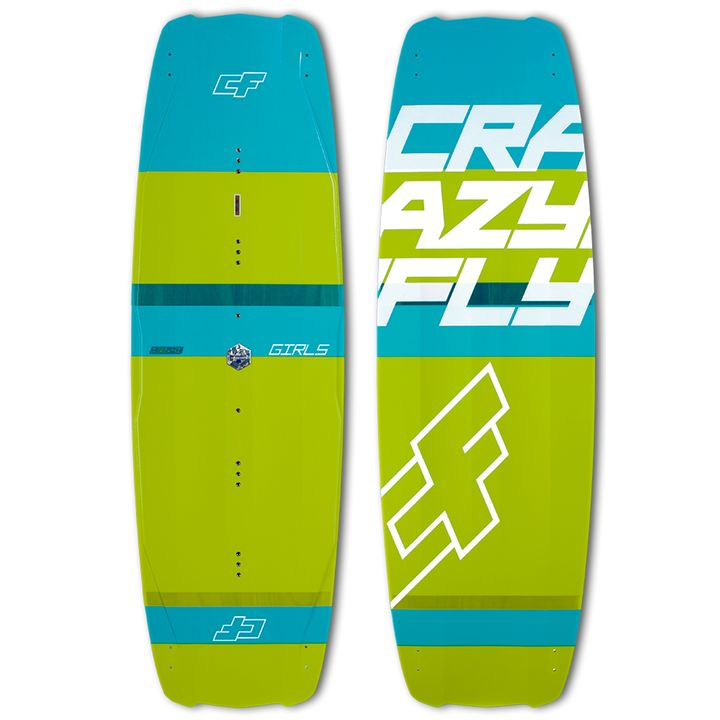 Crazyfly Girls 2017 Kiteboard