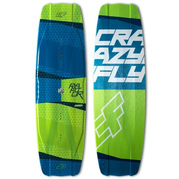 Crazyfly Raptor 2017 Kiteboard